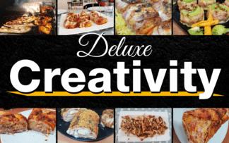 Deluxe creativity